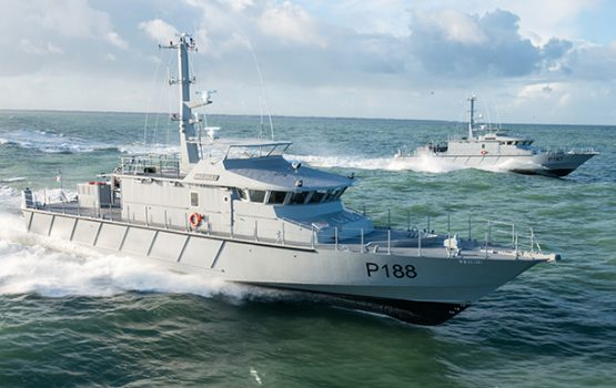 Maritime Safety and Security